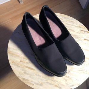 Clark's Active Air comfort wedge shoes, 9M